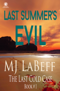 Last Summer's Evil - book cover